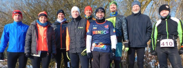 Oberpfälzer Winterlauf Challenge 10km