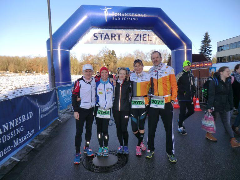 Johannesbad Thermen-Marathon