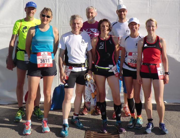 Regensburg Marathon/ Halbmarathon 2017